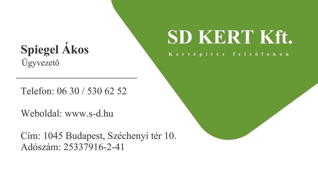 SD KERT névjegy