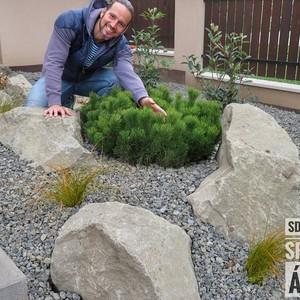 Élhető, könnyen ápolható kert