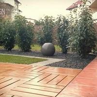 Különleges kertek, Spiegel Ákos és Spiegel Zsombor