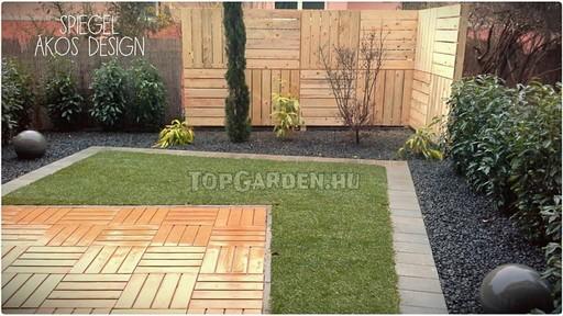 Modern kerti ötletek