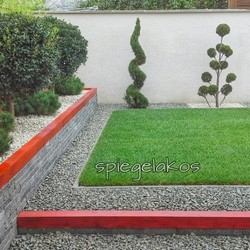 Piros, fehér, zöld, magyar kert