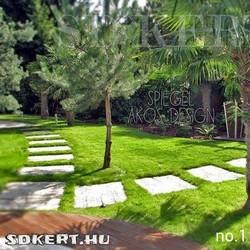 magyaros kert