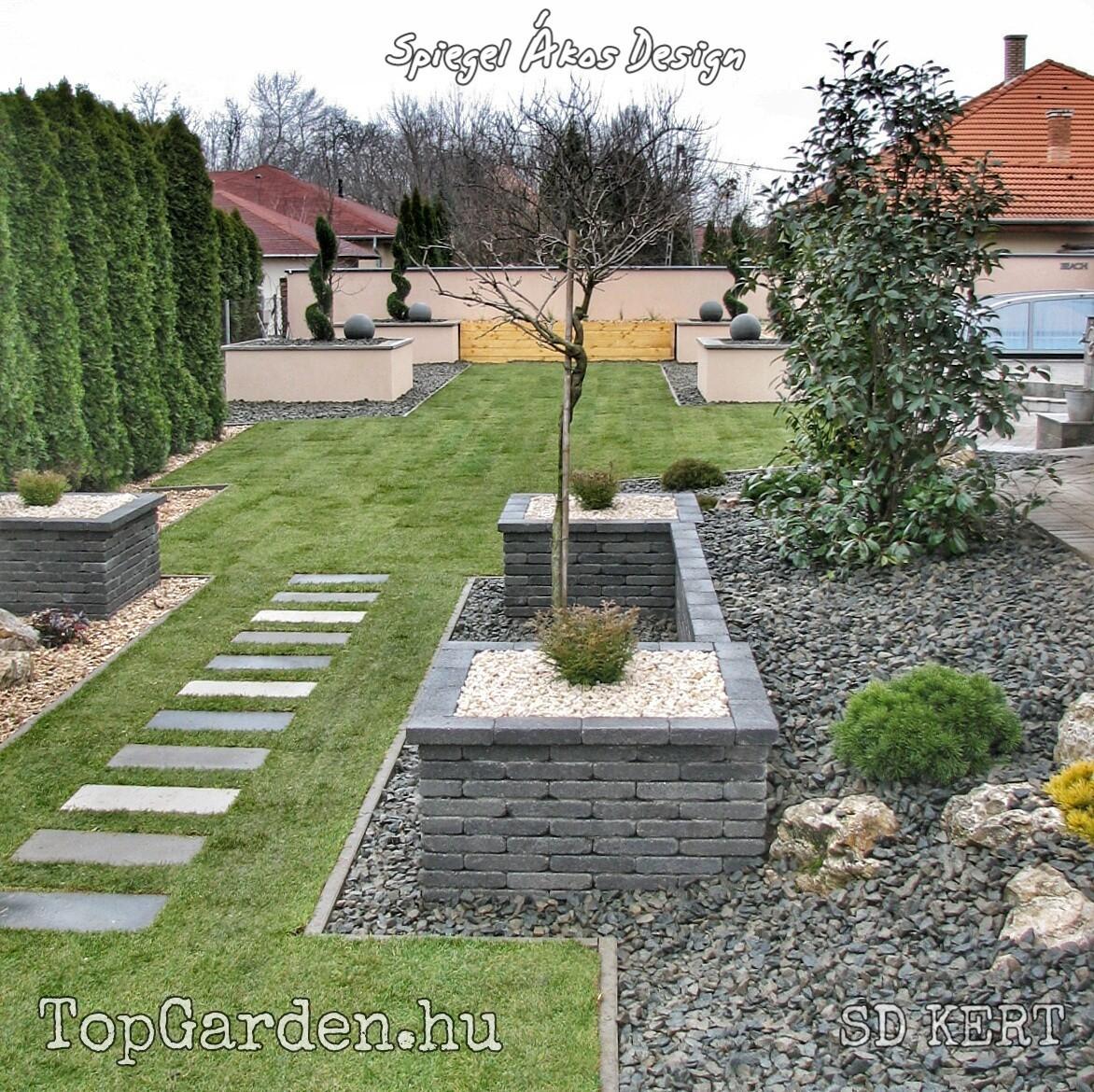 Geometrikus kert