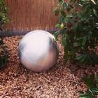 Kerti fém gömb