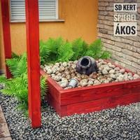 Kő kert