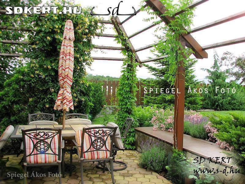 Könnyen ápolható kert